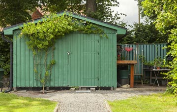 benefits of Riverside garden storage sheds