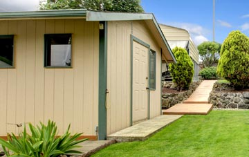 Riverside storage shed costs